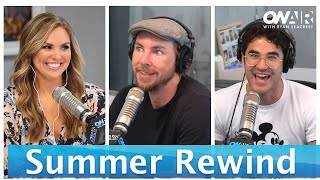 Summer Rewind: Take a Look Back at Our In-Studio Guests | On Air With Ryan Seacrest