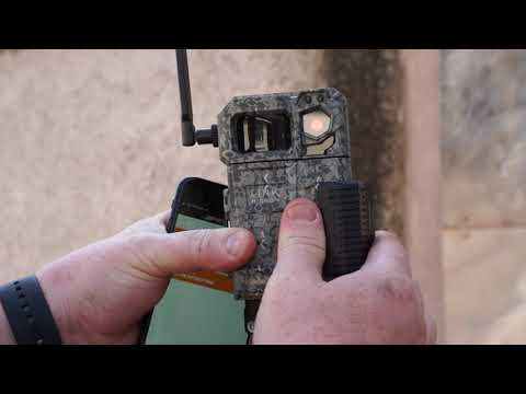 spypoint-link-micro-wildlife-camera---set-up-and-image-transfer-to-a-mobile