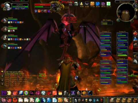 Onyxia europe first kill, classic by tia'ra & orcish empire