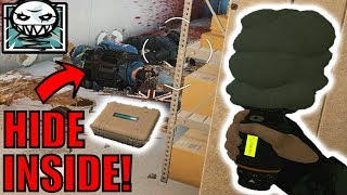 INVISIBLE TRAPS With Ela - Rainbow Six Siege Gameplay