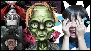 【鬼から電話】おばけからいたずら電話がかかってきた!ゾンビ・ドラキュラ・魔女⁈Kids Crying by Ogre!?【号泣?】 thumbnail