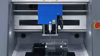 Product Walk-through - Modela MDX-50 CNC Milling Machine