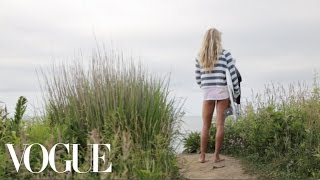 Pro Surfer Quincy Davis On the Best Sunscreen and Her Beauty Secrets