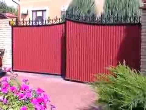 Настройка автоматики для ворот дорхан