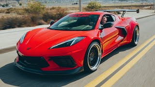 homepage tile video photo for FORZA HORIZON C8 IN REAL LIFE!!