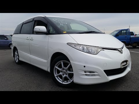 Toyota Estima 3 Eva коврики в салон и багажник Evabel.ru