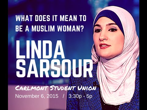 LINDA SARSOUR: What Does it Mean to be a Muslim Woman? - Carlmont High School