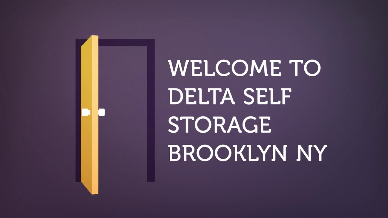 Delta Self Storage Service in Brooklyn NY