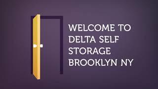 Delta Self Storage Service in Brooklyn NY