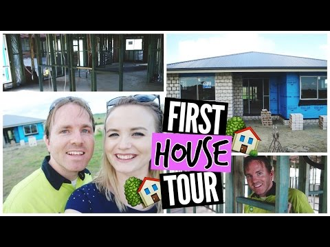 Download Youtube: First House Tour || We're Building a House!