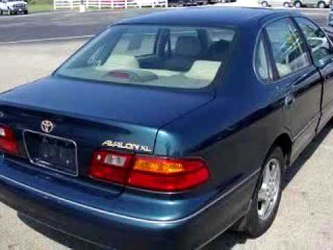 sold 1998 toyota avalon xls 43140 buckeye ford youtube. Black Bedroom Furniture Sets. Home Design Ideas