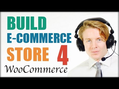 WooCommerce Tutorial (Part 4) - Add new Product with theme Storefront 2016