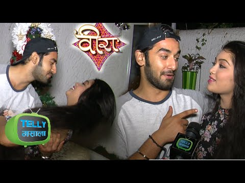 Baldev Veera Party and Dance Together | Veera | Star Plus