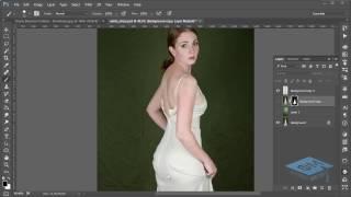 Добавляем узор на ткань в Photoshop