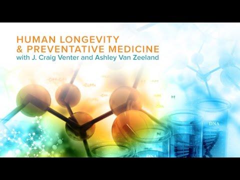 Human Longevity and Preventative Medicine with J. Craig Venter