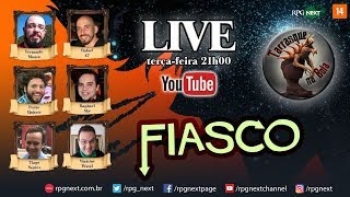 TnB LIVE - FIASCO RPG - Bounty Hunter Blues 01 - Criando personagens | RPG Next