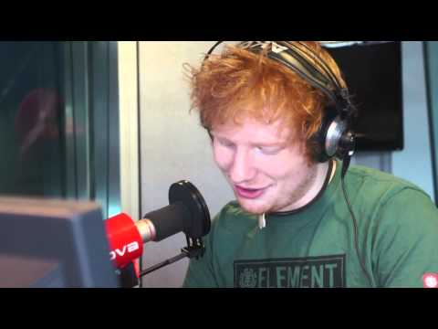 Thumbnail: Ed Sheeran's advice for getting laid