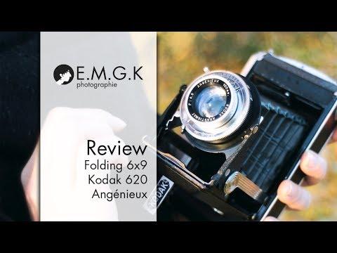KODAK 620 ANGENIEUX FOLDING - Photographier au 6x9 (Ft. Jungle Argentique)