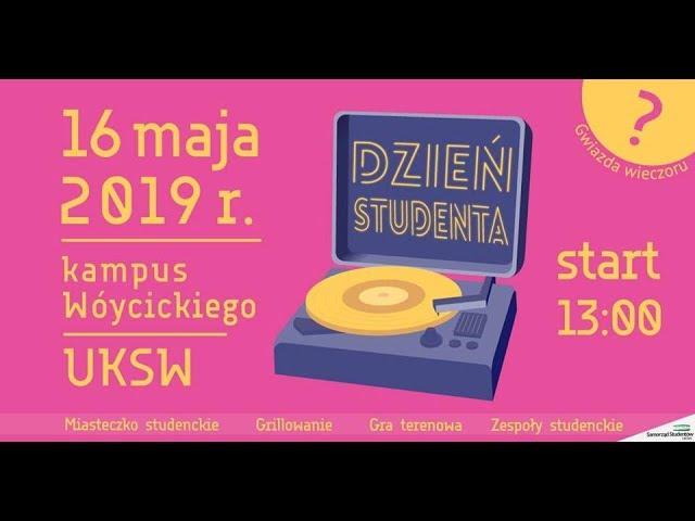 Dzień Studenta UKSW - Kulturowo