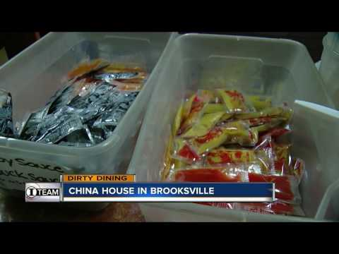 Dirty Dining: China House temporarily shut down for 50+ live & dead roaches in the kitchen