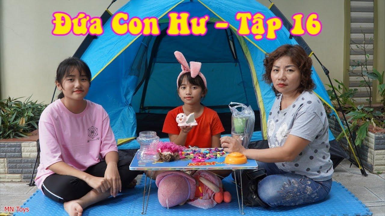 Mẹ Ghẻ Con Chồng - Đứa Con Hư | Tập 16 - Sao Hồng Anh Đập Vỡ Lợn Đất Của Thùy Giang? - MN Toys