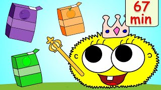 Jello Color Song + More Kids Songs | English Tree TV
