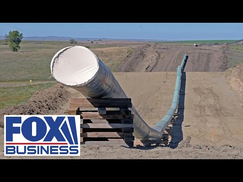 Judge orders Dakota access pipeline to be shut down by August 5