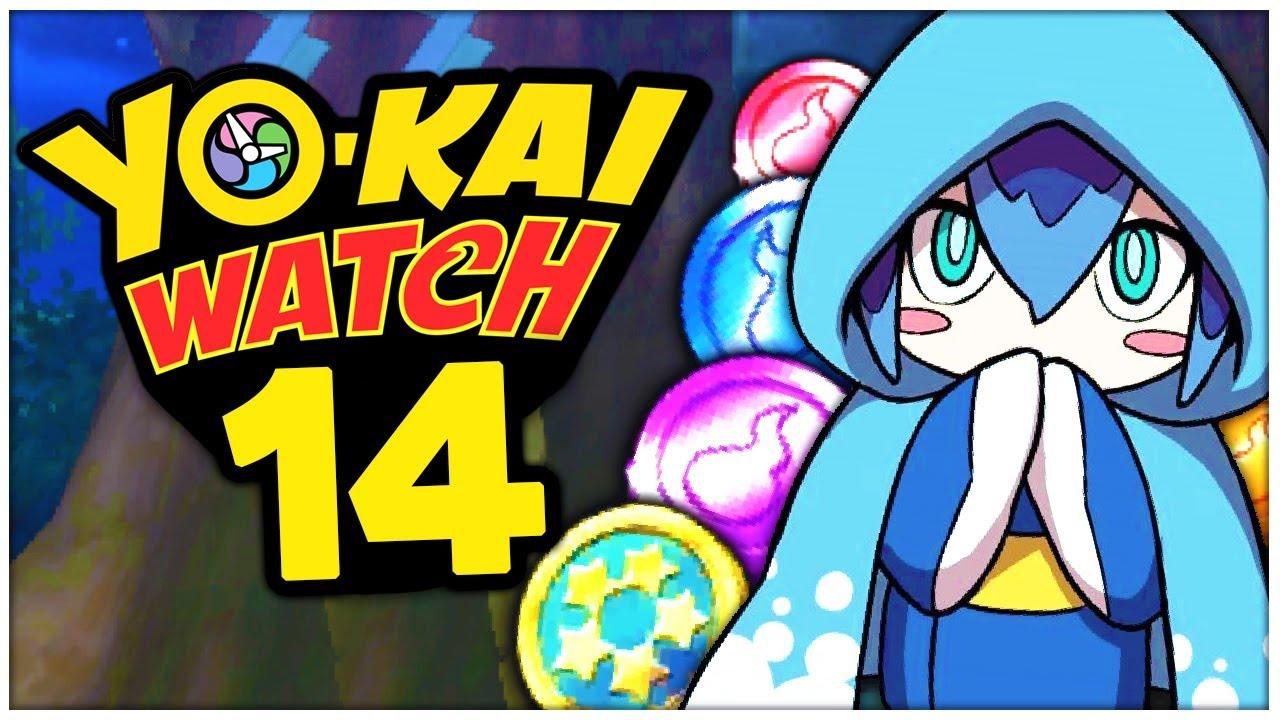 Yo Kai Watch Part 14 Neue Qr Codes Einscannen Frostina Durch 5 Sterne Münze Bekommen