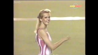 Susen Tiedeke & Heike Drechsler : World Championship Athletics Tokyo - Long Jump (1991)