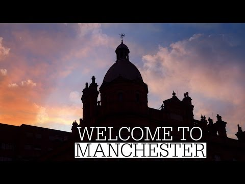 UK TRAVEL VLOG | A DAY IN: MANCHESTER