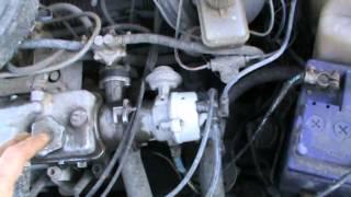 Глохнет двигатель во время прогрева в мороз