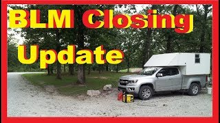 Major BLM Camping Restrictions RV Living Full Time / Van Life Nomad