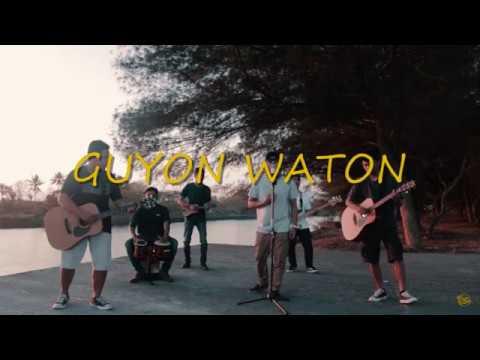 Kependem Tresno - Guyon Waton Cover Lirik Dan Artinya (bernyanyi Sambil Belajar Bahasa Jawa)