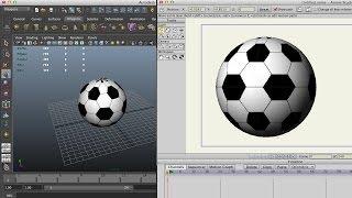 Как импортировать 3d объект из Autodesk Maya в Anime Studio Pro (Moho Pro)