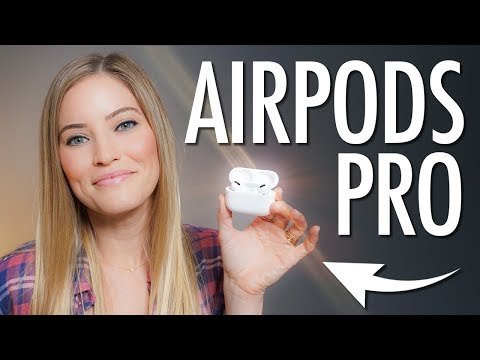Week with AirPods Pro!