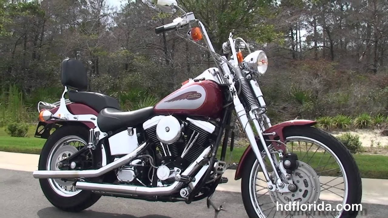 Harley Davidson Heritage Springer Softail For Sale