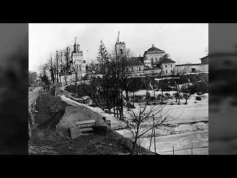 Фото из немецкого архива. Рославль в времена ВОВ