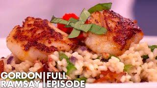 Shucking & Cooking Scallops | Culinary Genius