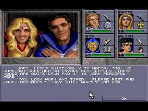 Eye of the Beholder 2 - The Legend of Darkmoon - Gameplay