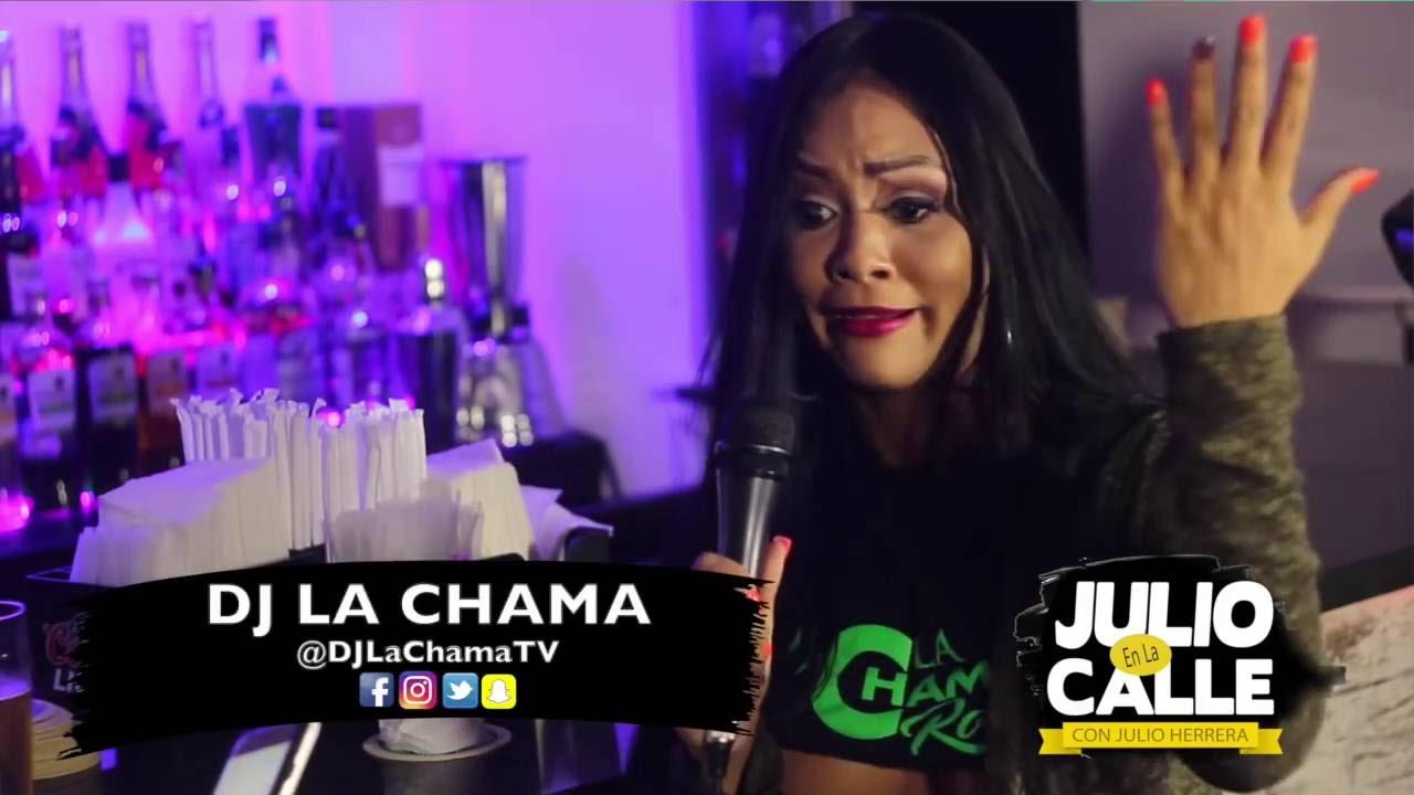Download DJ LA CHAMA en Julio En La Calle