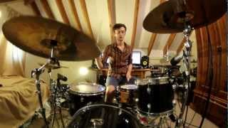 Jack Fischer - Memphis May Fire - The Sinner Drum Cover