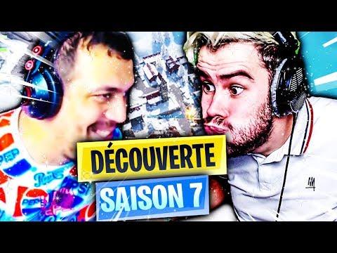 ON DÉCOUVRE LA SAISON 7 AVEC TK !!!