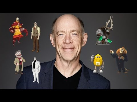 "Voice Showcase - ""J.K. Simmons"""