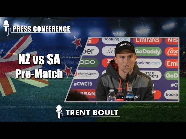 Must respect South African batting line-up: Trent Boult