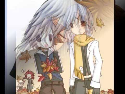 Where's My Love? - AkuRoku SoRiku Zemyx REQUEST