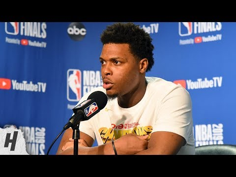 Kyle Lowry Postgame Interview - Game 6 | Raptors vs Warriors | 2019 NBA Finals