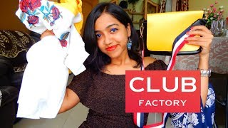 Club Factory Haul | Online Shopping India | Spring Clothing Haul 2019 | Anagha Mirgal