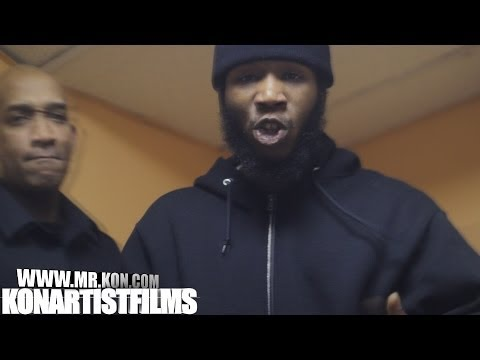 GMB | GOODZ |PRESENTS MR.KON | 24 BARZ OF DEATH