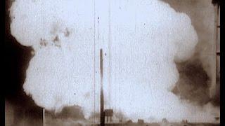 Ракета Р-16 - Взрыв на старте. Самая страшная трагедия советской космнавтики. Сотни сгоревших заживо