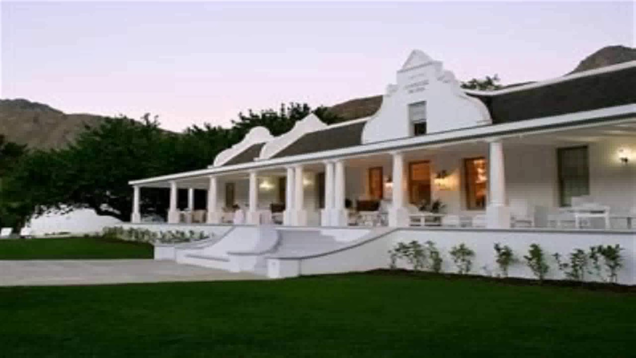 Farm Style House Plans In South Africa Youtube